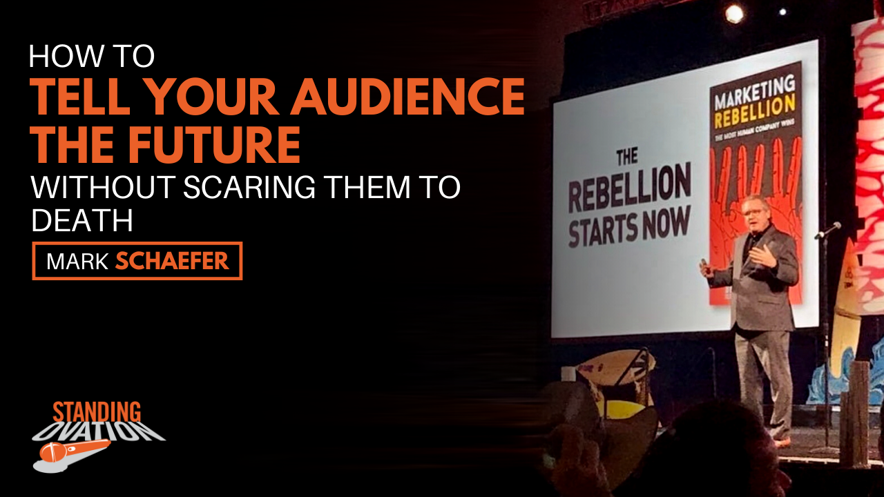How to Tell Your Audience the Future Without Scaring Them to Death