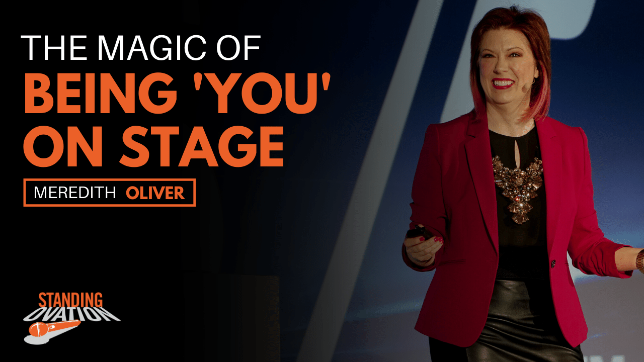 The Magic of 'Being You' On Stage