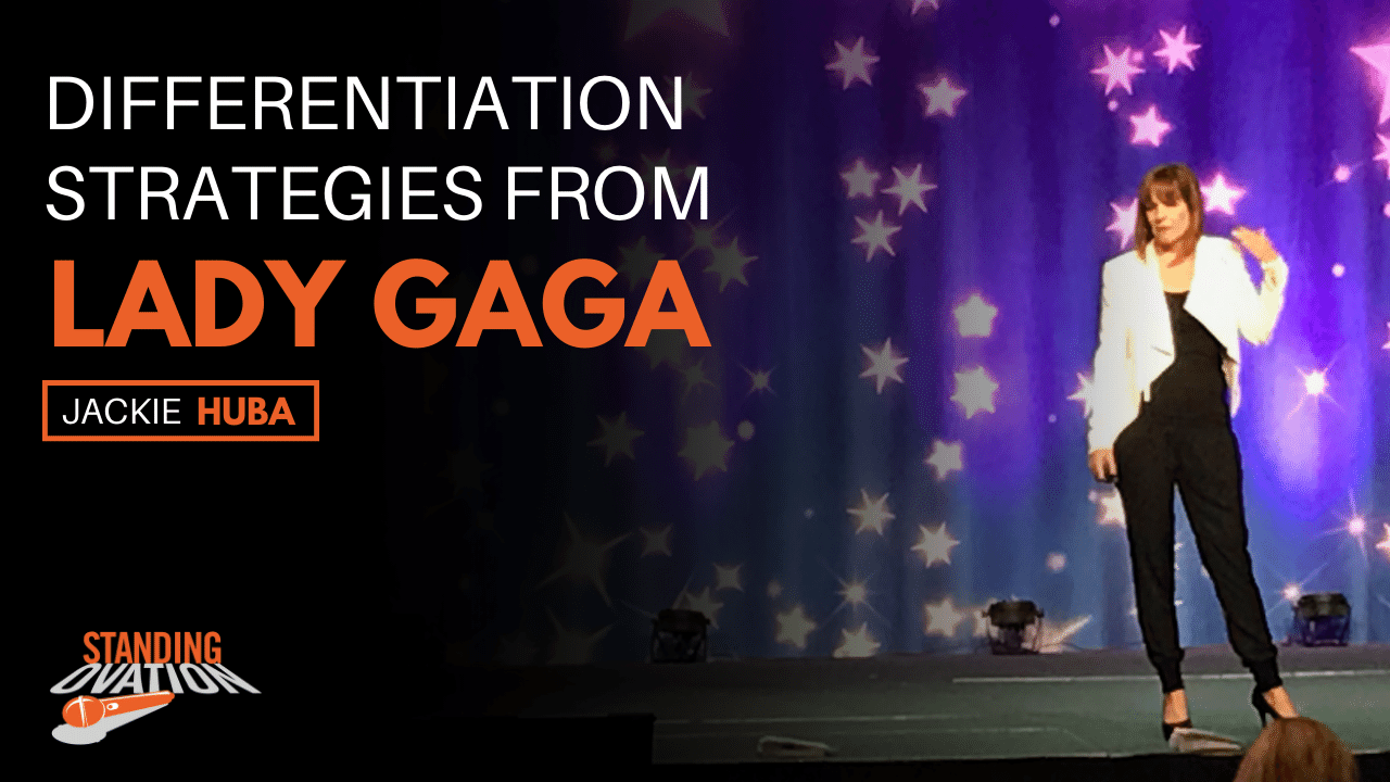 Differentiation Strategies from Lady Gaga